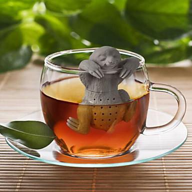 ieftine Pahare Cafea/Ceai-Strecurătoare Novelty Cadou Pentru Zilnic Cafeniu Ceai Silicon