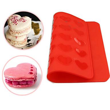 ψήσιμο Mold για κέικ για Ψωμί για Cookie για Candy εκκολαπτόμενους σιλικόνηΥψηλή ποιότητα Γάμος Γενέθλια Ημέρα του Αγίου Βαλεντίνου Ημέρα