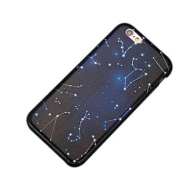 Için Toz Geçirmez Pouzdro Arka Kılıf Pouzdro Manzara Sert PC için Apple iPhone 7 Plus iPhone 6s Plus/6 Plus