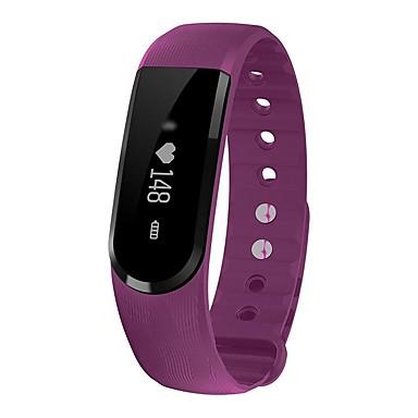 yy id101 mężczyzna kobiet bluetooth inteligentny bransoleta / inteligentny zegarek / pedał sportowy dla ios android telefon app