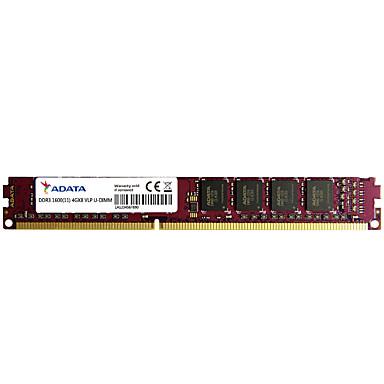 ADATA RAM 4GB DDR3 1600Mhz Masaüstü Bellek
