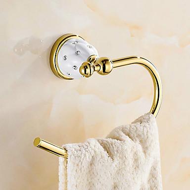 Κρίκος πετσέτας / Χρυσαφί Σύγχρονο