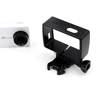 sileä kehys Pölynkestävä Mukava varten Toimintakamera Xiaomi Camera Hiihto Laskuvarjohyppääminen Vuorikiipeily Pyörä Matkailu ABS