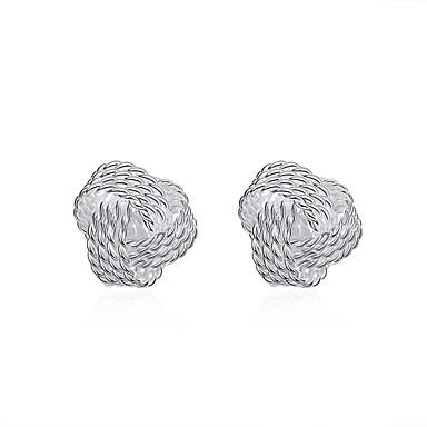 Κουμπωτά Σκουλαρίκια Χαλκός Κοσμήματα Για Καθημερινά Causal 1 ζευγάρι