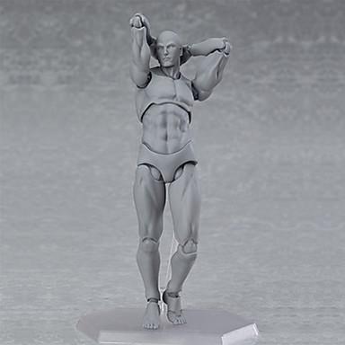 Modele ekspozycyjne Posable Art Mannequin Model Bina Kitleri Akcesoria plastyczne Zabawa Artystyczny קלאסי Klasyczny Wysoka jakość Dla
