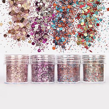 1 Glitter & Poudre Payetler pırıltılar Klasik Yüksek kalite Günlük
