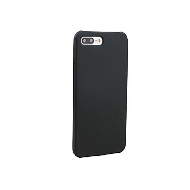 Käyttötarkoitus kotelot kuoret Iskunkestävä Takakuori Etui Yhtenäinen väri Pehmeä TPU varten Apple iPhone 7 Plus iPhone 7 iPhone 6s Plus