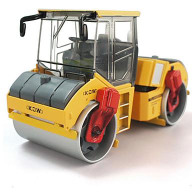 Vehicul de Construcție Compactor Toy Trucks & Vehicule de constructii Jucării pentru mașini 1:28 Retractabil Metalic Plastic ABS 1pcs