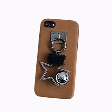 Για Φτιάξτο Μόνος Σου tok Πίσω Κάλυμμα tok Μονόχρωμη Μαλακή Ύφασμα για Apple iPhone 7 Plus iPhone 7 iPhone 6s Plus/6 Plus iPhone 6s/6