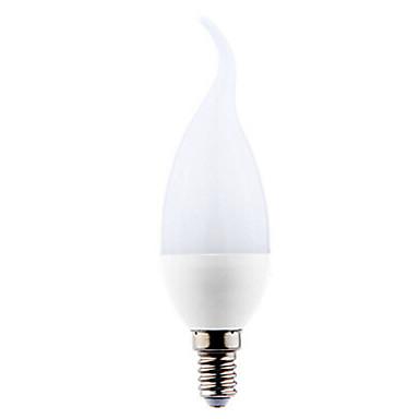 EXUP® 9W 700lm E14 أضواء شموغ LED CA35 12 الخرز LED SMD 2835 أبيض دافئ أبيض كول 110-130V 220-240V