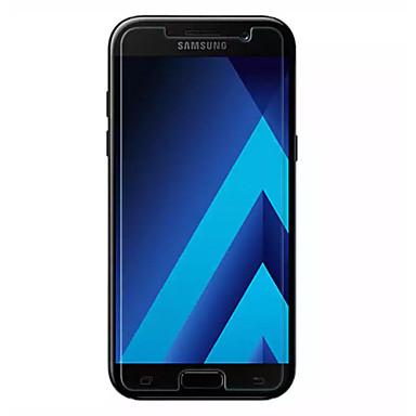 حامي الشاشة Samsung Galaxy إلى A3 (2017) زجاج مقسي 1 قطعة حامي شاشة أمامي 9Hقسوة (HD) دقة عالية