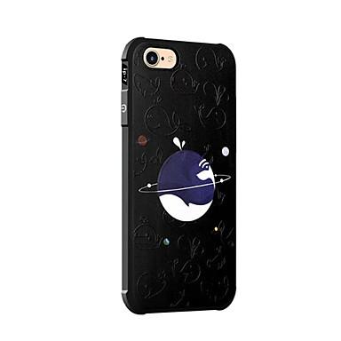 Pouzdro Uyumluluk iPhone 7 Plus iPhone 7 iPhone 6s Plus iPhone 6 Plus iPhone 6s iPhone 6 iPhone 5 Apple Şoka Dayanıklı Arka Kapak Karton