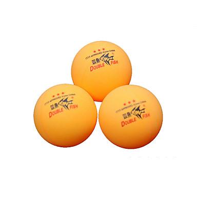 1 sztuka 3 gwiazdek Ping Pang/Tenis stołowy Ball Plastik Trwały