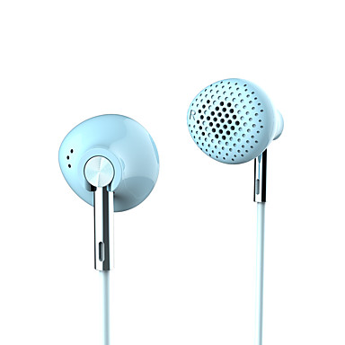 DZAT DR-05 EARBUD Ενσύρματη Ακουστικά Κεφαλής Δυναμικός Κινητό Τηλέφωνο Ακουστικά Με Μικρόφωνο Ακουστικά