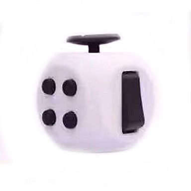Zabawka Fidget Desk Fidget Cube Zabawki Focus Toy Zwalnia ADD, ADHD, niepokój, autyzm Zabawki biurkowe Za czas zabicia Stres i niepokój