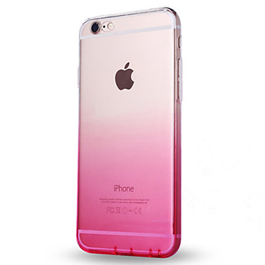 Morbido 8 sfumato 05611467 Plus X iPhone 8 X Colore iPhone iPhone iPhone Per Ultra retro TPU graduale e 8 Per Traslucido Custodia sottile iPhone Apple per q6wxZB41