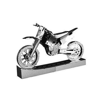 Παιχνίδια αυτοκίνητα Παζλ 3D Παζλ Μεταλλικά παζλ Παιχνίδια μοτοσικλέτες Μηχανή Παιχνίδια Μοτοσυκλέτα Διάσημο κτίριο Αρχιτεκτονική 3D