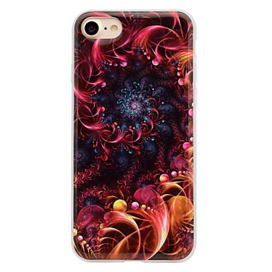 Για Θήκες Καλύμματα IMD Πίσω Κάλυμμα tok Γραμμές / Κύματα Μαλακή TPU για Apple iPhone 7 Plus iPhone 7 iPhone 6s Plus iPhone 6 Plus iPhone