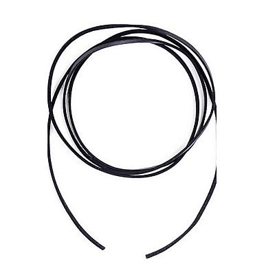 Naisten Riipus-kaulakorut Circle Shape Cross Shape Nahka Euramerican Bohemia Style Eurooppalainen Korut KäyttötarkoitusSyntymäpäivä