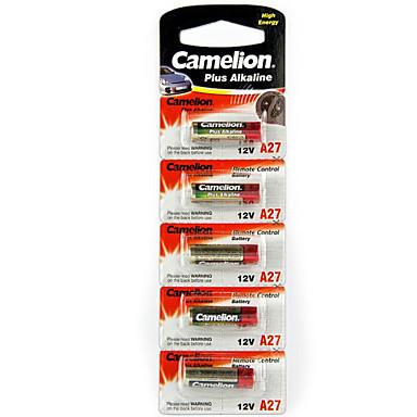Camelion A27-BP5 bateria alkaliczna 12V 5 sztuk