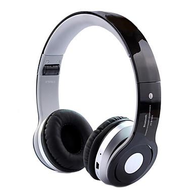 AT-BT802 Na uchu Bezprzewodowy / a Słuchawki Dynamiczny Plastikowy Telefon komórkowy Słuchawka Z kontrolą głośności / z mikrofonem Zestaw