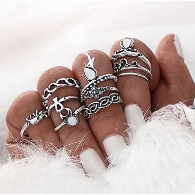 Damskie , Gold Silver Stop Księżniczka Klasyczny Specjalne okazje Impreza / bal Codzienny Casual Biżuteria kostiumowa