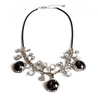 Γυναικεία Σκέλη Κολιέ Οπάλιο Κοσμήματα Πετράδι Κράμα Ευρωπαϊκό Μοντέρνα Εξατομικευόμενο Euramerican Chrismas Κοσμήματα ΓιαΠάρτι Ειδική