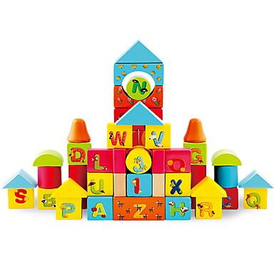 ألعاب المغناطيس أحجار البناء 50pcs كلاسيكي لهو قصر للأطفال هدية