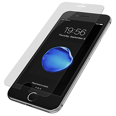 Ekran Koruyucu Apple için iPhone 7 Plus Temperli Cam 1 parça Ön Ekran Koruyucu Ultra İnce 9H Sertlik 2.5D Kavisli Kenar
