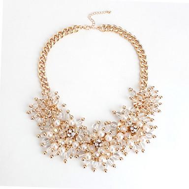Damskie Naszyjniki choker Biżuteria Biżuteria Kamień szlachetny Stop Modny Osobiste euroamerykańskiej Europejski Biżuteria NaImpreza