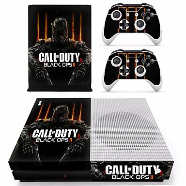 B-SKIN XBOX ONE  S PS / 2 Çıkarmalar Uyumluluk Xbox One S Yenilikçi Çıkarmalar Vinil birim Kablosuz
