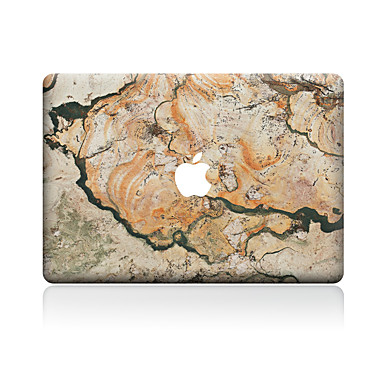 1 kpl Kalvotarra varten Naarmunkestävä Marble Kuviointi PVC MacBook Pro 15'' with Retina MacBook Pro 15 '' MacBook Pro 13'' with Retina