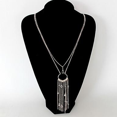 Γυναικεία Κρεμαστά Κολιέ Κοσμήματα Κοσμήματα Κράμα Μοντέρνα Εξατομικευόμενο Euramerican Ευρωπαϊκό Κοσμήματα ΓιαΠάρτι Ειδική Περίσταση