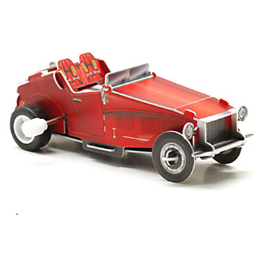 3D Yapbozlar Yapboz Oyuncak arabalar Oyuncaklar Araba 3D 1 Parçalar