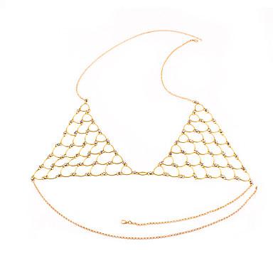 Κοσμήματα Σώματος Body Αλυσίδα / κοιλιά Αλυσίδα Μοντέρνα Κοσμήματα με στυλ Στυλ Λαογραφικό Χειροποίητο Εξατομικευόμενο Ευρωπαϊκό