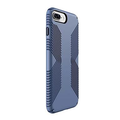 Varten Iskunkestävä Ultraohut Etui Takakuori Etui Linjat / aallot Kova PC varten AppleiPhone 7 Plus iPhone 7 iPhone 6s Plus/6 Plus iPhone