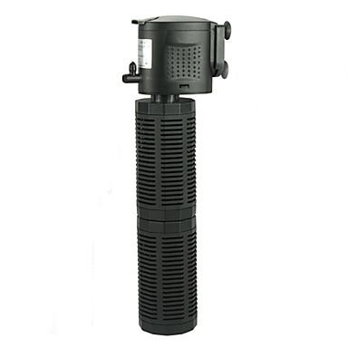 Akvaryumlar Hava Pompaları Su Pompaları Filtreler Gürültüsüz Plastik AC 100-240V