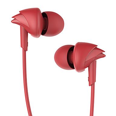 UiiSii UiiSii C200 في الاذن سلكي Headphones ديناميكي بلاستيك الهاتف المحمول سماعة عزل الضوضاء مع ميكريفون سماعة