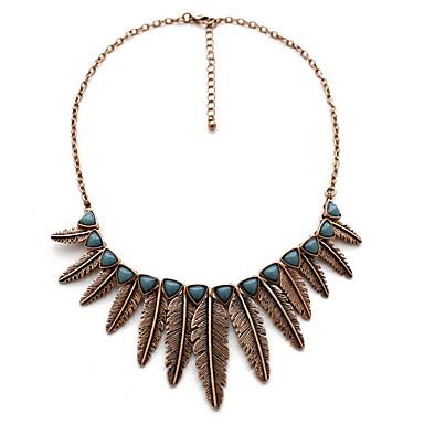 Γυναικεία Κολιέ Τσόκερ Κοσμήματα Κοσμήματα Κράμα Euramerican Ευρωπαϊκό Μοντέρνα Εξατομικευόμενο Κοσμήματα ΓιαΠάρτι Ειδική Περίσταση