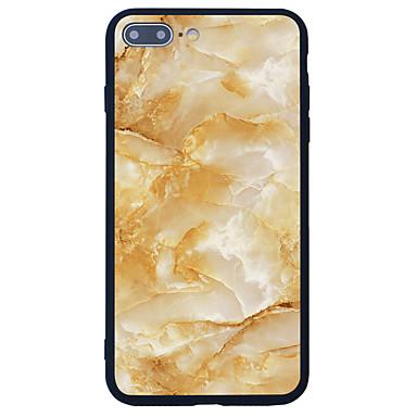 Için Temalı Pouzdro Arka Kılıf Pouzdro Mermer Sert Akrilik için AppleiPhone 7 Plus iPhone 7 iPhone 6s Plus/6 Plus iPhone 6s/6 iPhone