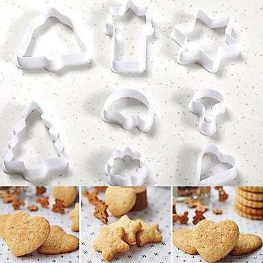 الخبز العفن الشوكولاتي بسكويت كعكة بلاستيك عيد الحب رأس السنة عيد الفصح عيد ميلاد زفاف عيد الميلاد المجيد Halloween
