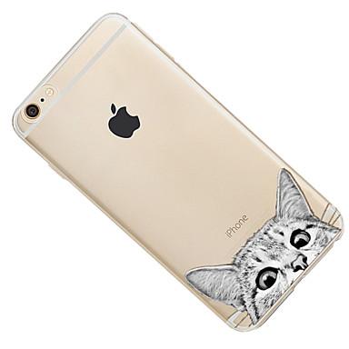 05577257 iPhone iPhone X Per 8 8 Custodia 8 iPhone 7 retro Per Apple Plus iPhone Fantasia X Plus Gatto TPU Morbido per disegno iPhone iPhone Ew0S0qx4f