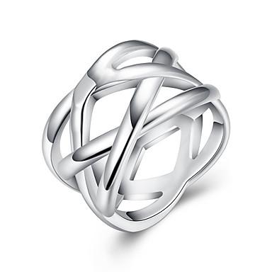 Dames Ring Sieraden Uniek ontwerp Koper Kostuum juwelen Feest Kantoor / Formeel Dagelijks