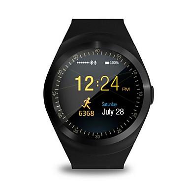 mtk626 ips dairesel ekran kartı pedometre sağlık izleme akıllı hatırlatma bluetooth watch itin bilgilerin hareketini takip etmek için