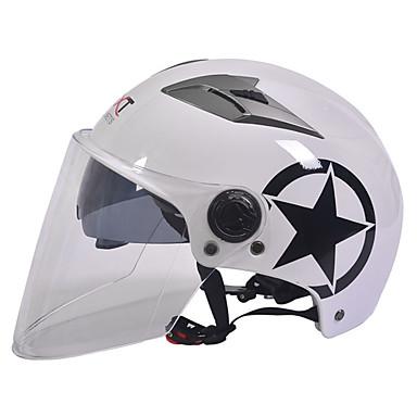 GXT Braincap Doroślu Dla obu płci Kask motocyklowy Nieparujący / Oddychający