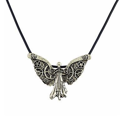 للرجال للمرأة Geometric Shape مجوهرات دينية تصميم فريد ستايل الشعار موديل الزينة المعلقة قلائد الحلي مجوهرات سبيكة قلائد الحلي ، مناسبة