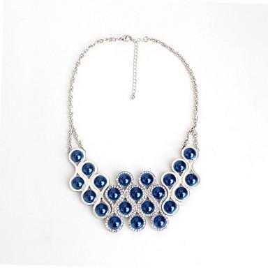 Dame Coliere cu Pandativ Bijuterii Bijuterii Perle Piatră Preţioasă Aliaj La modă Personalizat Euramerican European Bijuterii Pentru