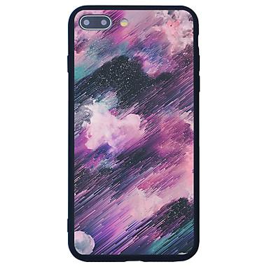 Για Με σχέδια tok Πίσω Κάλυμμα tok Μάρμαρο Σκληρή Ακρυλικό για Apple iPhone 7 Plus iPhone 7 iPhone 6s Plus iPhone 6s iPhone SE/5s