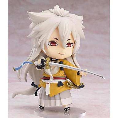 Anime Toimintahahmot Innoittamana Cosplay Cosplay PVC 10 CM Malli lelut Doll Toy