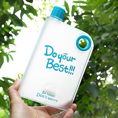 Yenilikçi Buzlu Bardak Takımı, 400 ml Sızdırmaz BPA içermez Plastik Meyve suyu Su Şişeleri